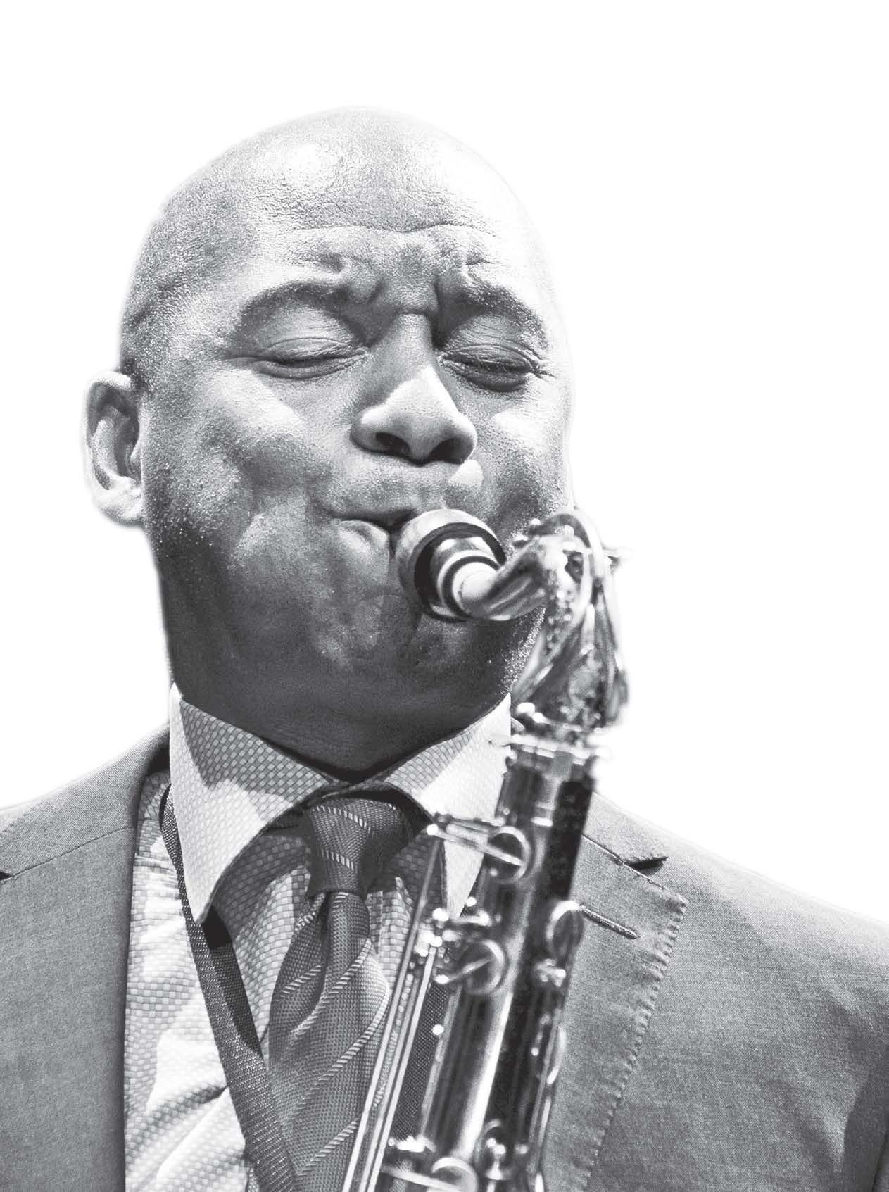 Intervista a Branford Marsalis: ecco Four MFs Playin' Tune