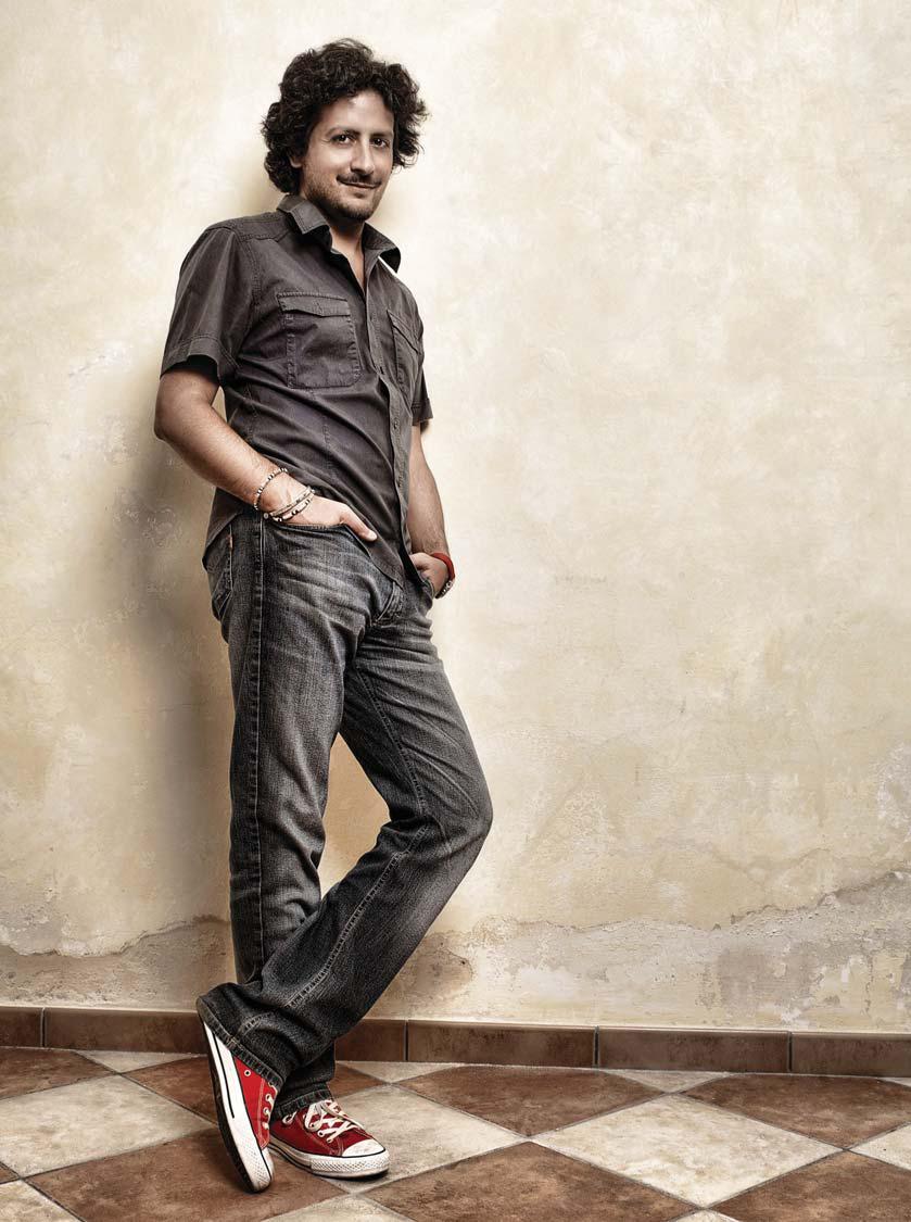 Massimo Carrieri intervista zahir