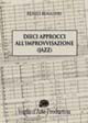 Il manuale di improvvisazione jazz di Renzo Ruggieri