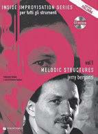 Il manuale di improvvisazione a cura di Jerry Bergonzi Melodic Structures