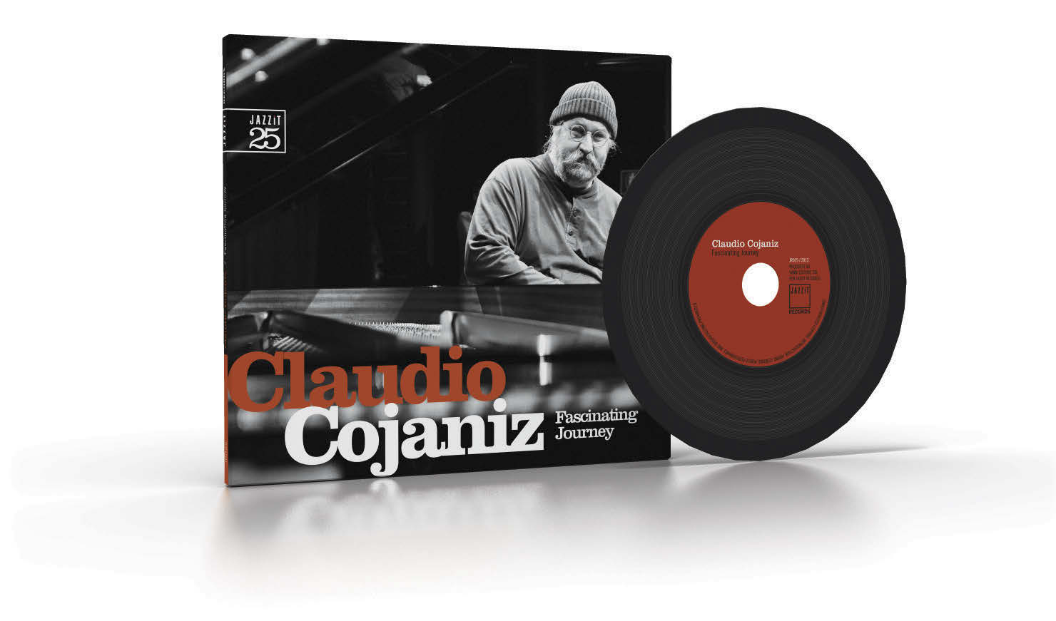 Claudio Cojaniz albumFascinating Journey