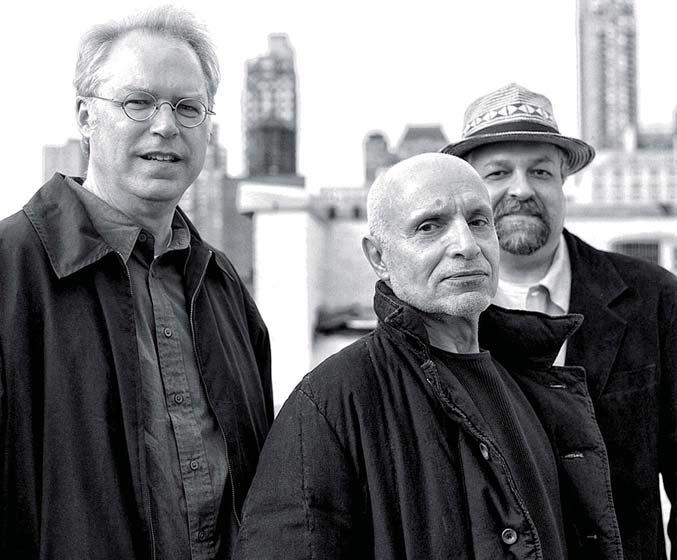 Bill Frisell, Paul Motian e Joe Lovano
