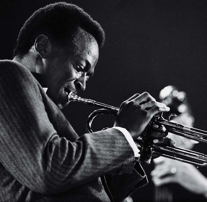 Miles Davis<br/> © ROBERTO POLILLO