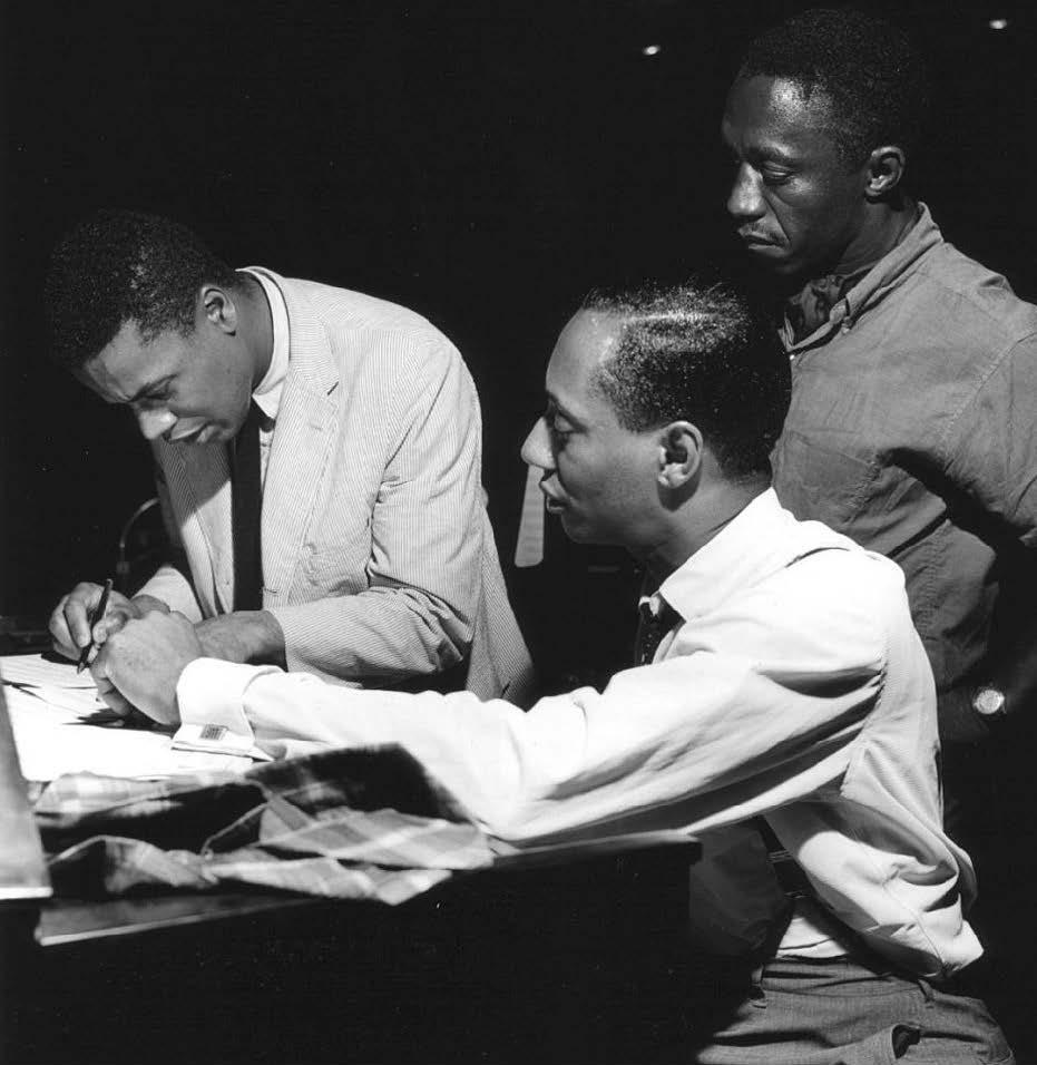 Wayne Shorter and The Jazz Messengers