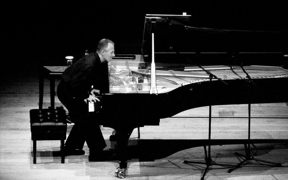 "Keith Jarrett: intervista ""Paris/London Testament"""